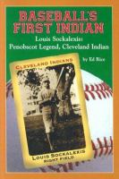 Baseball's First Indian