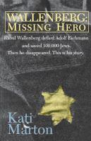 Wallenberg, Missing Hero