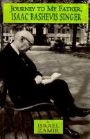 Journey to My Father, Isaac Bashevis Singer