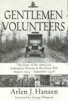 Gentlemen Volunteers