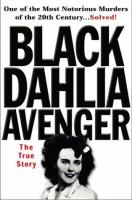 Black Dahlia Avenger