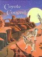Coyote Concert on A Full Moon Night