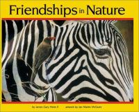 Friendships in Nature