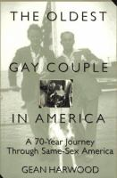 The Oldest Gay Couple in America