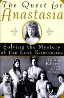 The Quest for Anastasia