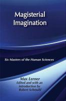 Magisterial Imagination