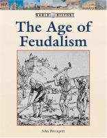 The Age of Feudalism