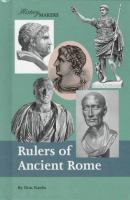 Rulers of Ancient Rome