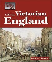Life in Victorian England
