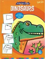Kids Can Draw: Dinosaurs