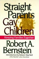 Straight Parents/gay Children
