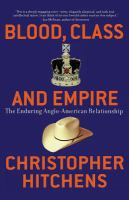 Blood, Class, and Empire