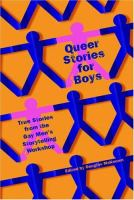 Queer Stories for Boys