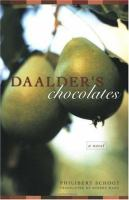 Daalder's Chocolates