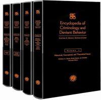 Encyclopedia of Criminology and Deviant Behavior