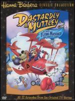 Dastardly & Muttley in their flying machines. The complete series