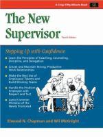 The New Supervisor