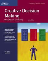 Creative Decision Making