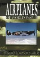Airplanes of World War II