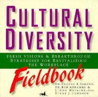 Cultural Diversity Fieldbook