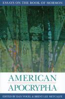 American Apocrypha
