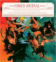 Comics Journal Library, Volume V