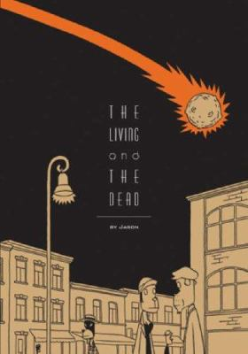 Cover image for The Living and the Dead