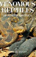 Venomous Reptiles of North America