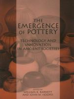 The Emergence of Pottery