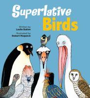 Cover of Superlative Birds