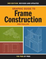 Graphic Guide to Frame Construction