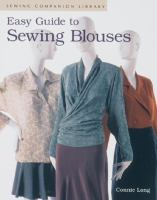 Easy Guide to Sewing Blouses