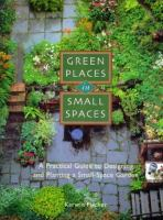 Green Places in Small Spaces