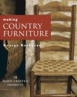 Making Country Furniture