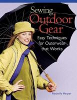 Sewing Outdoor Gear