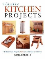 Classic Kitchen Projects