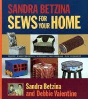 Sandra Betzina Sews for your Home