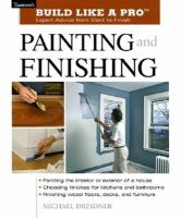Painting and Finishing