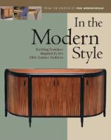 In the Modern Style