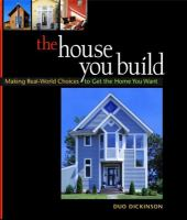 The House You Build