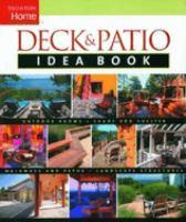 Deck & Patio Idea Book