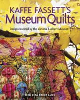 Kaffe Fassett's Museum Quilts