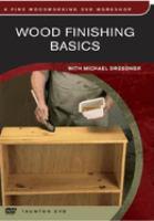 Wood Finishing Basics