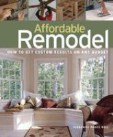 Affordable Remodel