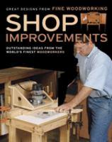 Shop Improvements
