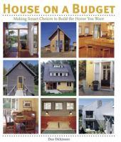 House on A Budget