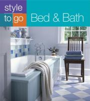 Style to Go-- Bed & Bath