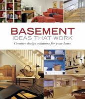 Basement Ideas That Work