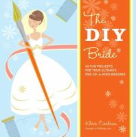 The DIY Bride