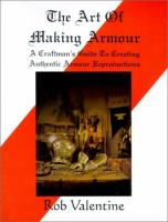 The Art of Making Armour